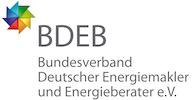 Logo von dem Bundesverband Deutscher Energieberater (BDEB) e.V.